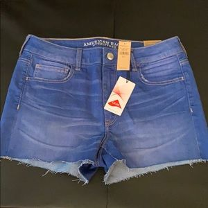 NEW: American Eagle Shortie 14 Stretch Shorts